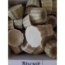 Fondants de bougie Biscuit x 2