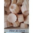 Fondants de bougie Fleur de Coton x 2
