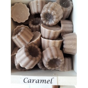 Fondants de bougie Caramel x 2