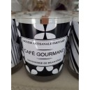 Bougie mèche bois Café Gourmand